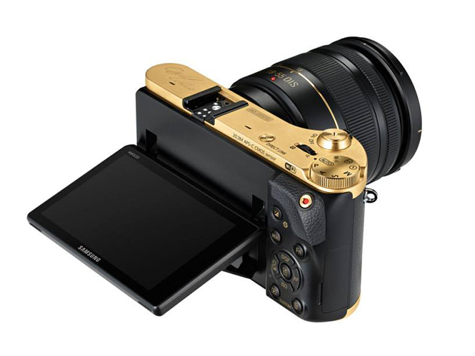 Samsung Gold NX300