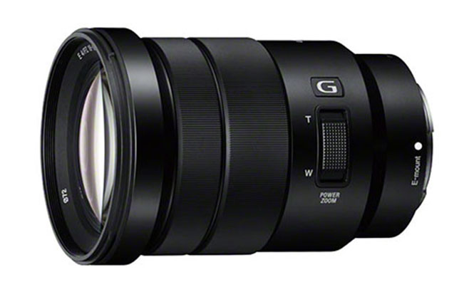 Sony E PZ 18-105mm F4G OSS