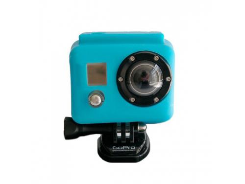 Νέο κάλυμμα σιλικόνης για τη GoPro Hero 3 από την Xsories