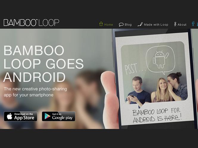 Wacom Bamboo Loop και για Android