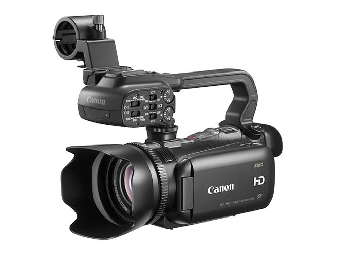 Αναβάθμιση του Firmware της επαγγελματικής Canon XA10