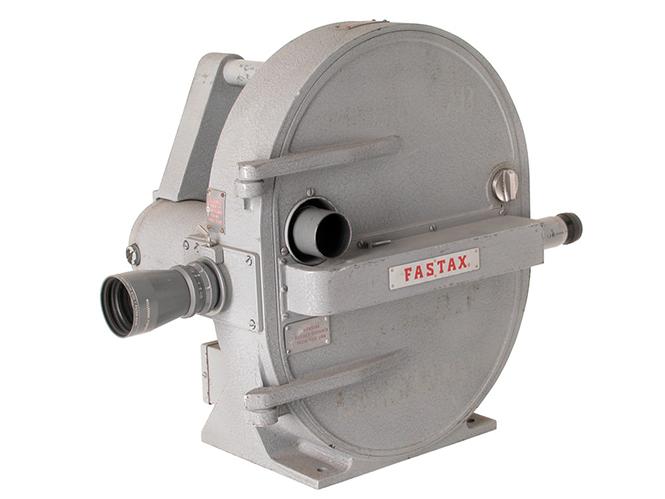 Τη δεκαετία του '60 οι Fastax κάμερες κατέγραφαν video με 10.000 fps