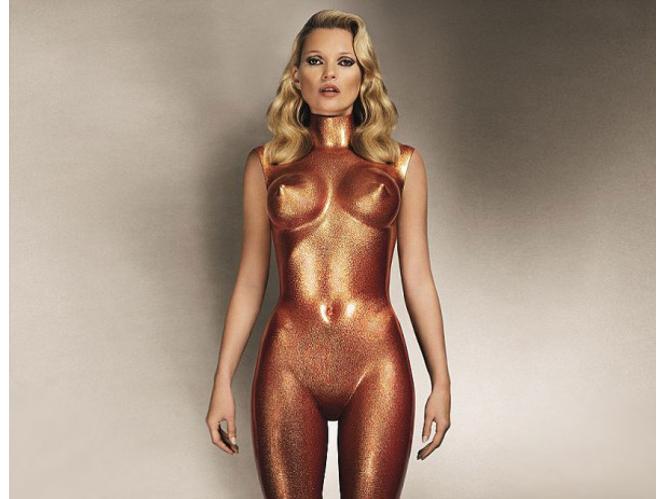 Ο οίκος Christie's δημοπρατεί φωτογραφίες της Kate Moss