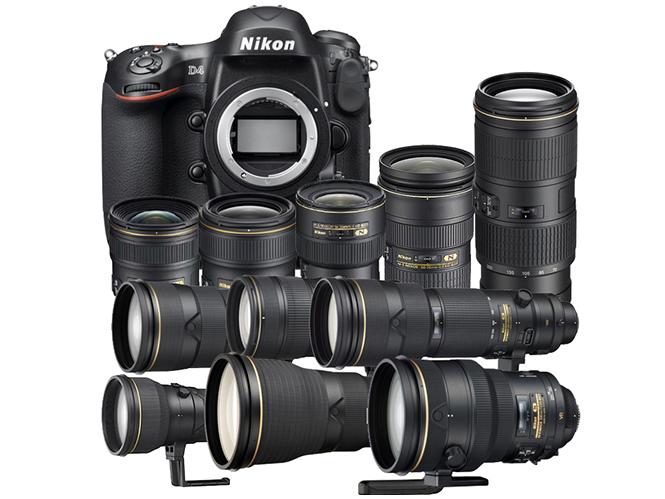 Nikon Nanocrystal κιτ, αξίας 61.000 ευρώ