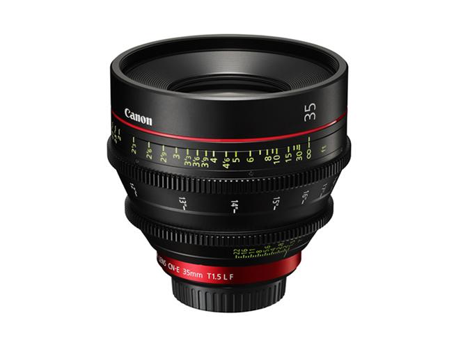 Canon Cinema 35mm