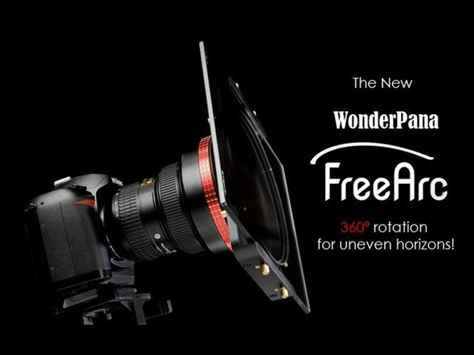 H Fotodiox παρουσιάζει τη νέα έκδοση του συστήματος φίλτρων της, Fotodiox WonderPana FreeArc