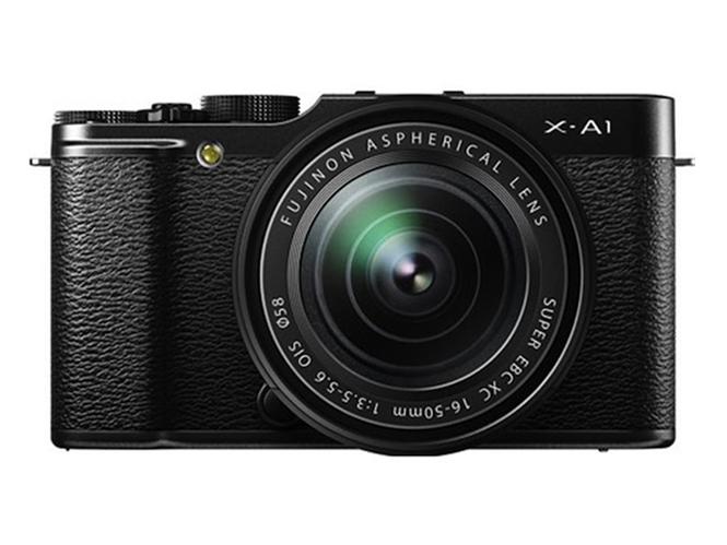 Νέες εικόνες και τεχνικά χαρακτηριστικά της Fujifilm X-A1. Σύντομα η ανακοίνωση της