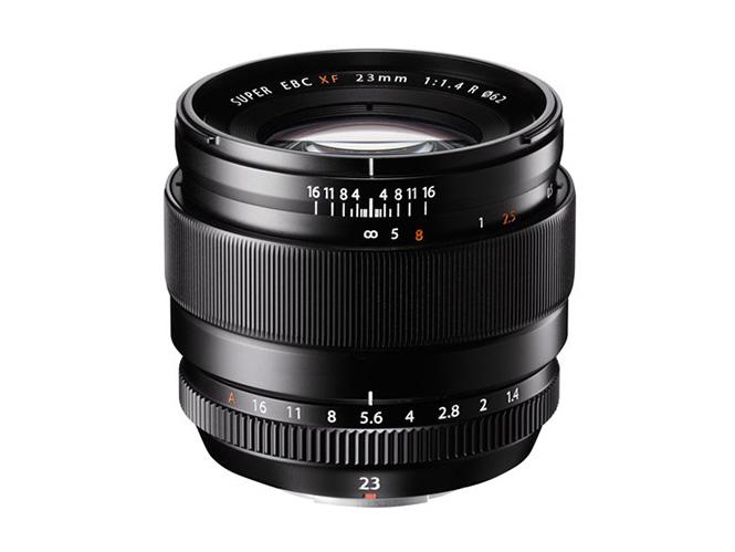 Ανακοινώθηκε ο νέος φακός της Fujifilm, Fujinon XF23mm F1.4 R