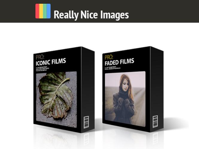 H ReallyNiceImages αναβαθμίζει τα Film Presets της για το Lightroom