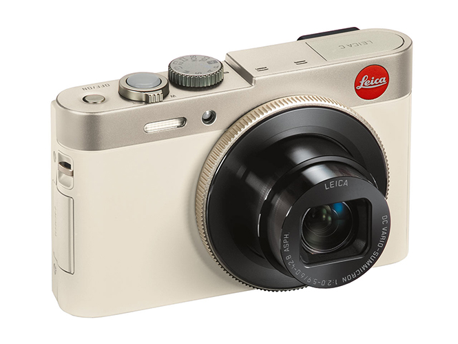 Leica C, νέα compact με ηλεκτρονικό οφθαλμοσκόπιο, WiFi και NFC