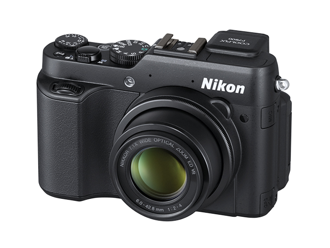 Nikon Coolpix P7800,  νέα premium compact με ηλεκτρονικό οφθαλμοσκόπιο