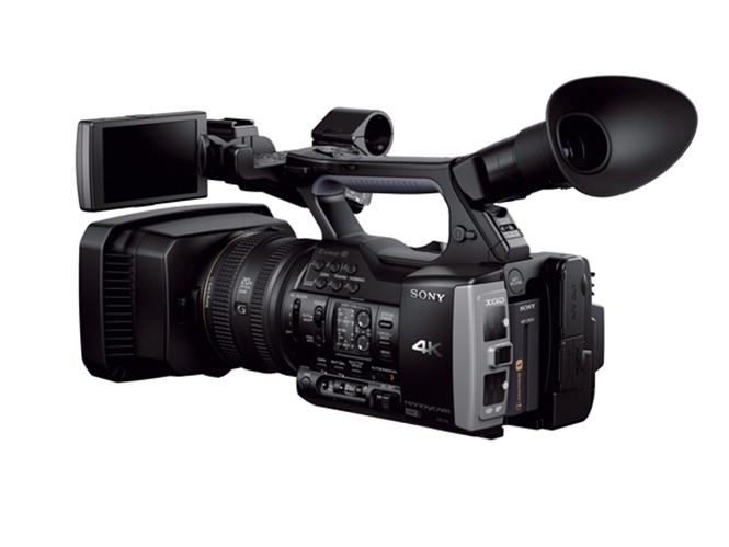 Sony Handycam FDR-AX1, επαγγελματική videocamera με ανάλυση 4K