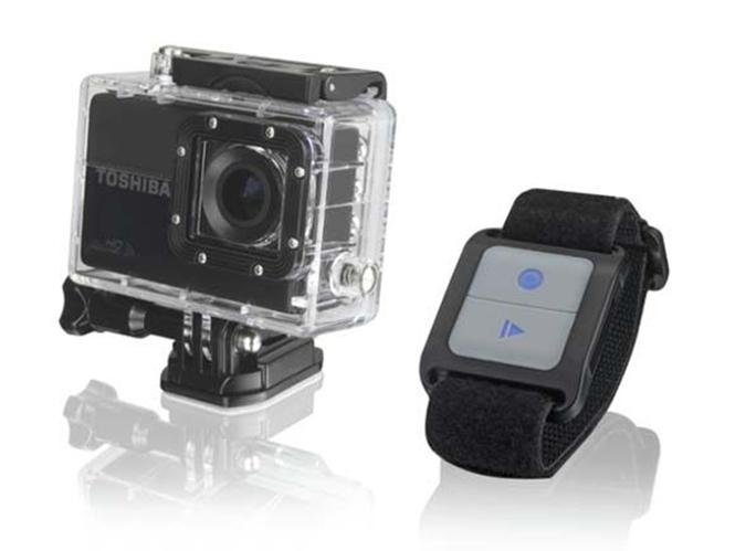 Υποδεχόμαστε την Action Camera, Toshiba Camileo X-Sports