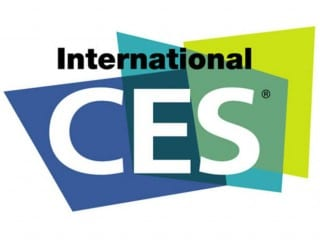 international ces logo
