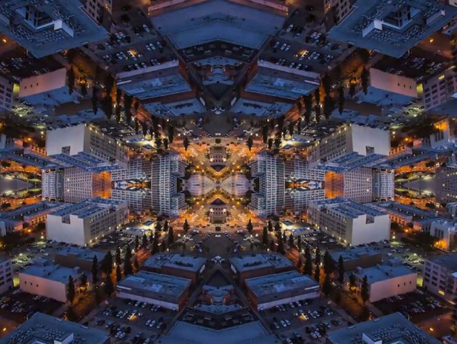 """Το time-lapse video """"Mirror City"""" είναι κάτι το μοναδικό"""
