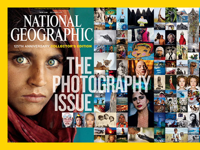 Το National Geographic γιορτάζει τα 125 χρόνια του με τεύχος-αφιέρωμα στη φωτογραφία