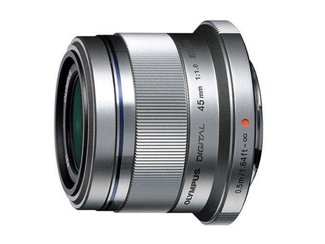 Αναβάθμιση του Firmware του φακούς Olympus M.ZUIKO DIGITAL 45mm F/1.8.