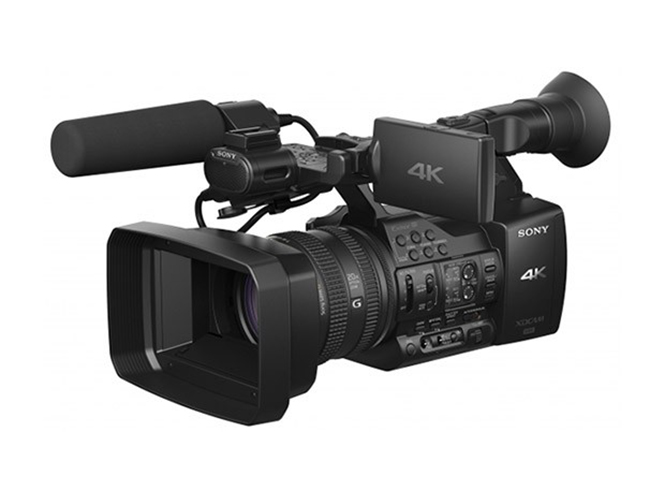 Sony PXW-Z100, νέα Sony camcorder με 4K video, 10-bit, 600Mbps