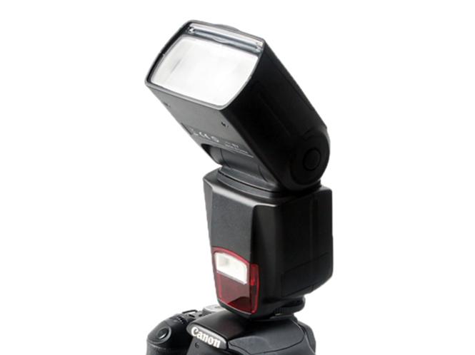 Wansen WS-560I, το πρώτο flash με Led λάμπα ρυθμιζόμενης φωτεινότητας