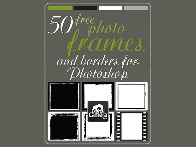 Κατεβάστε 50 διαφορετικά πλαίσια για το Photoshop εντελώς δωρεάν