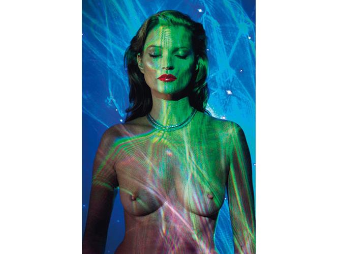 Φωτογραφία της Kate Moss πωλήθηκε προς 115.875£
