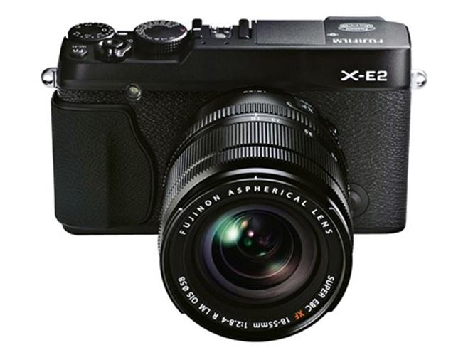 Αναβάθμιση Firmware για την Fujifilm X-E2