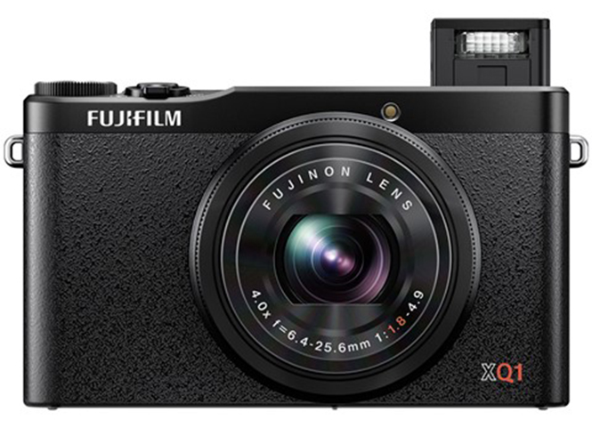 Fujifilm XQ1, X-Trans αισθητήρας και WiFi σε μικρό σώμα