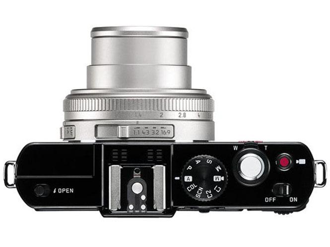 Leica D-Lux 6 Silver
