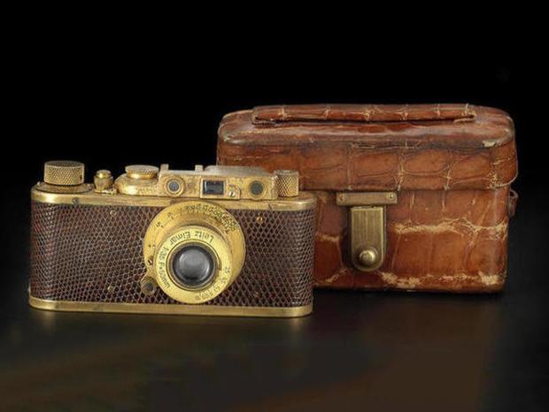 Εξαιρετικά σπάνια Leica Luxus II αναμένεται να πωληθεί για περίπου 840.000 ευρώ