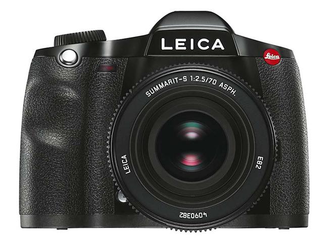 Αναβάθμιση Firmware για τις Leica S και Leica S2