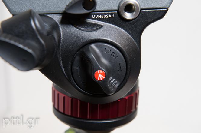 Manfrotto MVH502AH