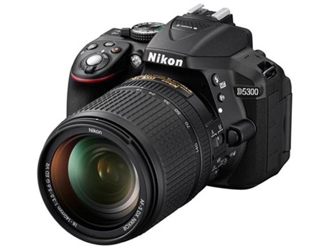 Η Nikon παρουσιάζει τη νέα Nikon D5300