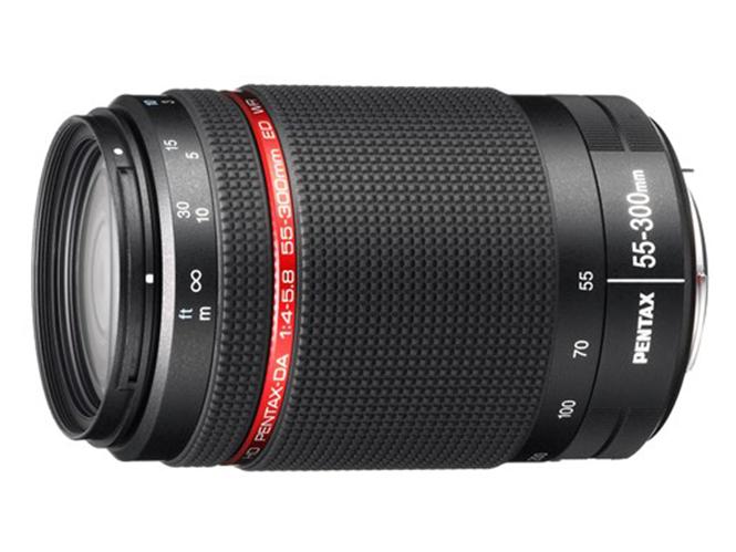 Νέος φακός HD PENTAX-DA 55-300mm F4-5.8 ED WR