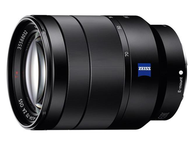 H Sony παρουσιάζει 5 νέους Full Frame E-mount φακούς