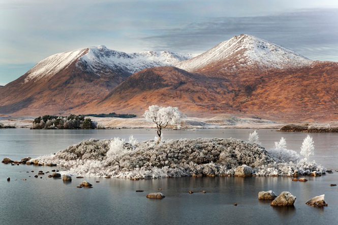Ghost of Rannoch Moor, Scotland