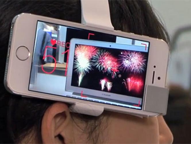 Neurocam, ελέγξτε την κάμερα σας με τον εγκέφαλο σας
