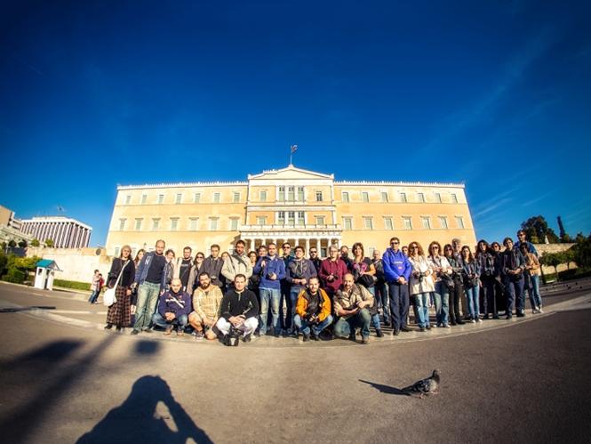 Η Αθήνα ήταν παρούσα στο Worldwide Photowalk 2013