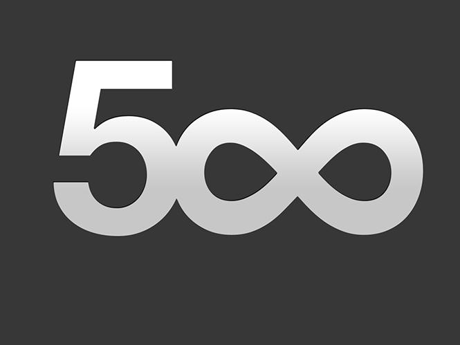 Αναβάθμιση για την εφαρμογή της 500px για iOS