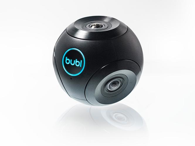 Η Bublcam είναι μία κάμερα που καταγράφει εικόνα 360 μοιρών