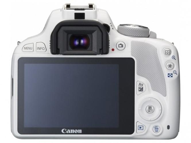 Canon EOS 100D White