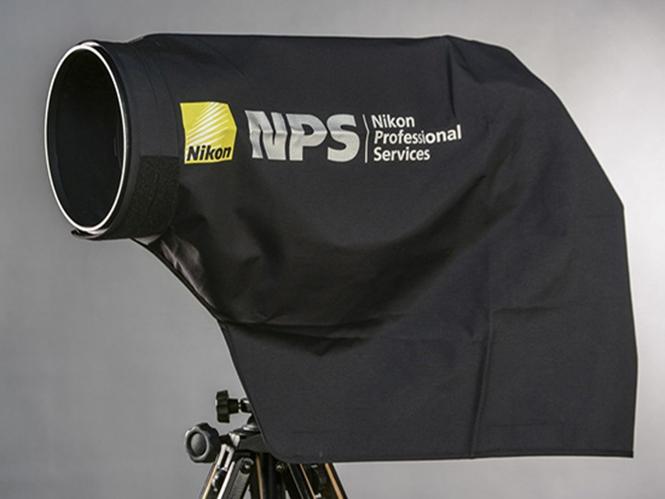 Νέo κάλυμμα για τη βροχή (Rain Cover) από τη Nikon