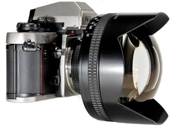 Ο σπάνιος Nikkor 13mm f/5.6 πωλείται στο ebay προς 34.000 ευρώ