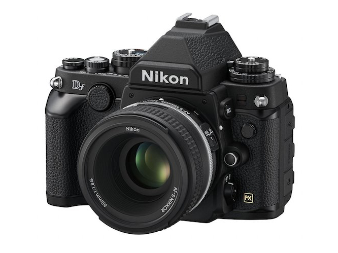 Nikon Df black
