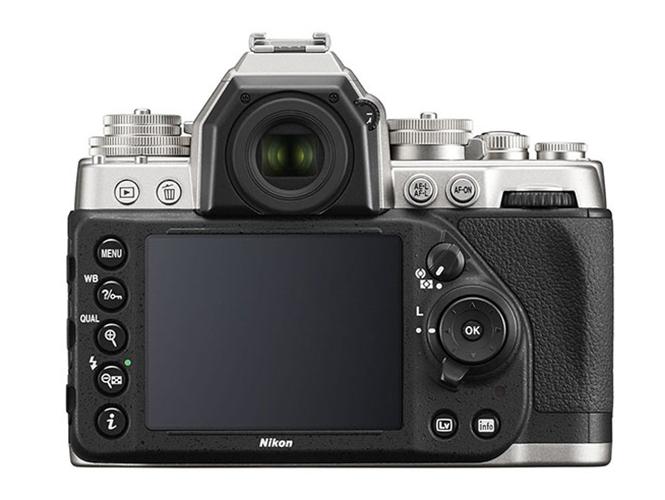 Nikon Df silver