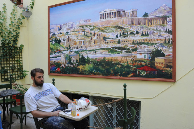 Athens Photo Inspiration 2103 winners 6 rimantonaki