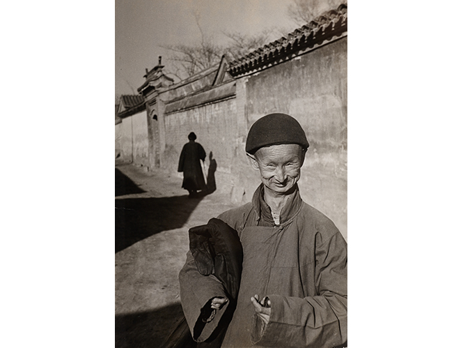 Henri Cartier-Bresson, Eunuch of the Last Chinese Imperial Dynasty