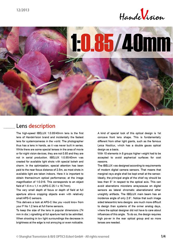 Ibelux 40mm