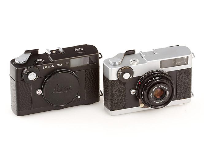 Leica CL.CM Prototypes