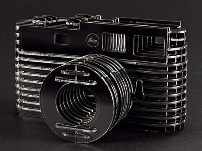 Μία μοναδική συλλεκτική Leica φτιαγμένη από πλαστικό
