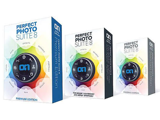 Διαθέσιμο το Perfect Photo Suite 8 για αγορά από τη onOne Software